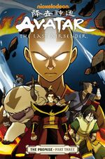 Avatar The Last Airbender The Promise Part Three Book