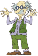 Grandpa Lou Pickles-Crazy