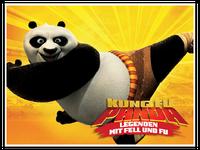 Kung Fu Panda - Hauptseite