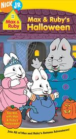 Max & Ruby Max & Ruby's Halloween VHS