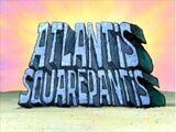 Atlantis SquarePantis