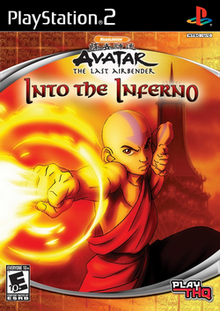 Avatar Into the Inferno for PS2