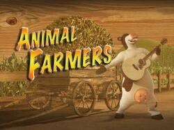 Back at the Barnyard Animal Farmers