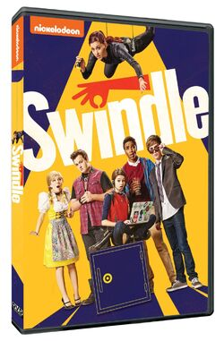 Swindle DVD