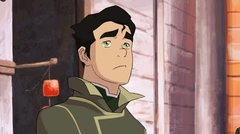 The Legend of Korra Book 3 Episode 3 'The Earth Queen' Clip Nick