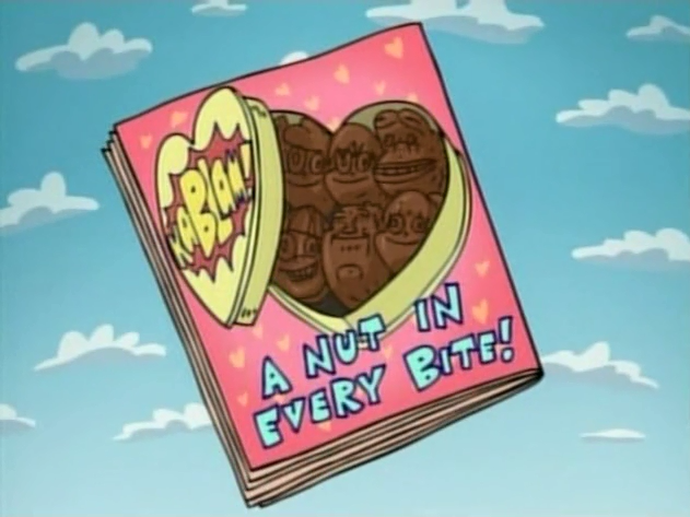 A Nut in Every Bite! | Nickelodeon | FANDOM powered by Wikia