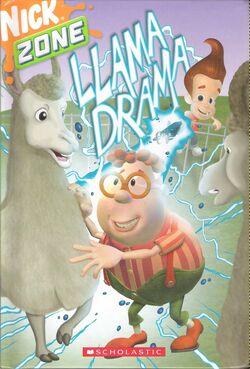 JN Llama Drama Book