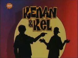 Kenan&Kel Logo