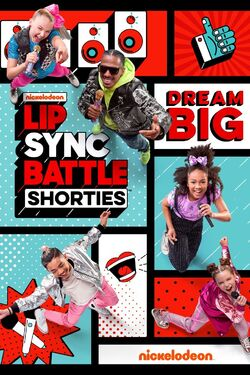 Lip Sync Battle Shorties poster