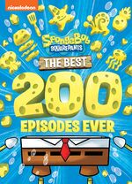 SpongeBob SquarePants The Best 200 Episodes Ever