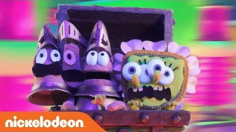 😱 The Scare Song 😱 'The Legend of Boo-kini Bottom' Halloween Special 🎃 SpongeBob SquarePants
