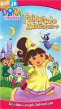 Dora the Explorer Dora's Fairytale Adventure VHS