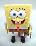 Spongebob Eye Popper Figure