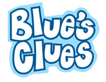 Blues clues logo without nick jr logo