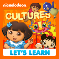 Nickelodeon - Let's Learn Cultures 2013 iTunes Cover