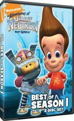 Jimmy Neutron DVD = Best Of S1