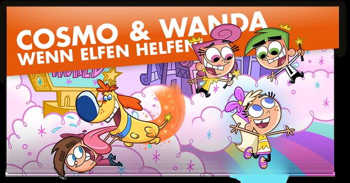 Cosmo Wanda Nickelodeon Wiki Fandom Powered By Wikia