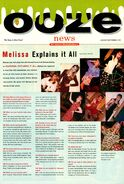 Melissa Joan Hart interview Ooze News Nick Mag Aug Sept 1994
