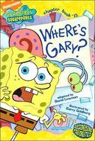 SpongeBob Where's Gary Book