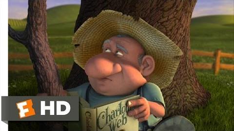 Barnyard (6 10) Movie CLIP - Fooling the Farmer (2006) HD