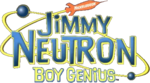 Jimmy Neutron movie logo