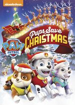 Pups Save Christmas DVD