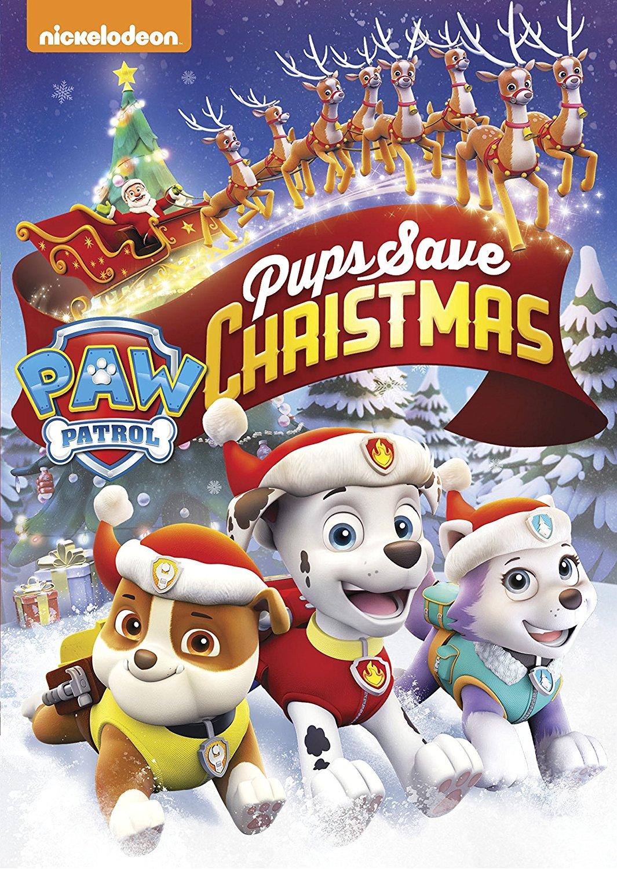 Image - Pups Save Christmas DVD.jpg | Nickelodeon | FANDOM powered ...