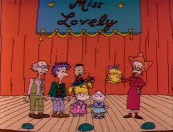Rugrats Beauty Contest
