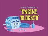 Engine Blocked