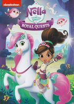 Nella the Princess Knght Royal Quests DVD