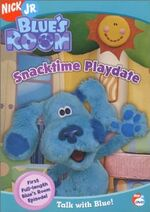 Blue's Room Snacktime Playdate DVD