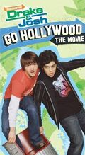 Drake and Josh Go Hollywood VHS