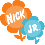 Nick Jr. logo used for The Backyardigans