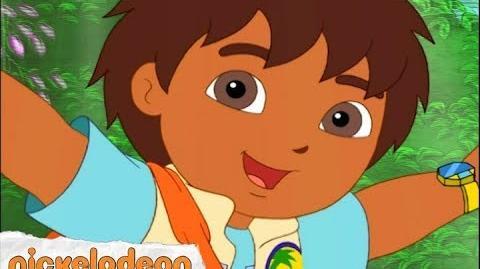 Go, Diego, Go! Theme Song - Nick Jr. - Nick Animation