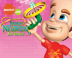Jimmy Neutron Wallpaper 2
