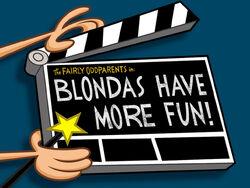 Titlecard-Blondas Have More Fun