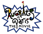 Rugrats in Paris (Logo)