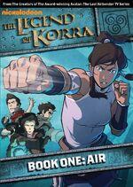 TheLegendOfKorra BookOne DVD