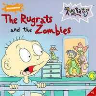 Rugrats The Rugrats and the Zombies Book