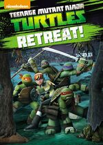 TMNT Retreat DVD