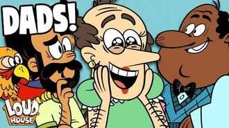 Top Dad Moments From Loud House & Casagrandes! The Loud House