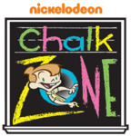 ChalkZone logo (with 2009 Nickelodeon wordmark)
