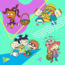 Rugrats-Easter