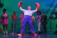 SpongeBob SquarePants Mr. Krabs Broadway Musical
