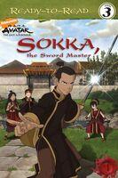 Avatar the Last Airbender Sokka the Sword Master Book