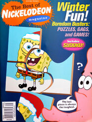 Nick Mag Presents Best of Nickelodeon Magazine Winter Fun 2006