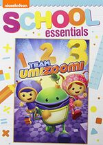 Team Umizoomi 1 2 3 Team Umizoomi DVD School Essentials