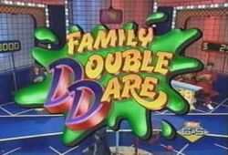 Family Double Dare title