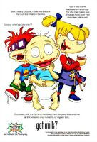 Rugrats Movie Got Milk Advertisement