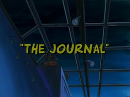 The Journal (Hey Arnold!)
